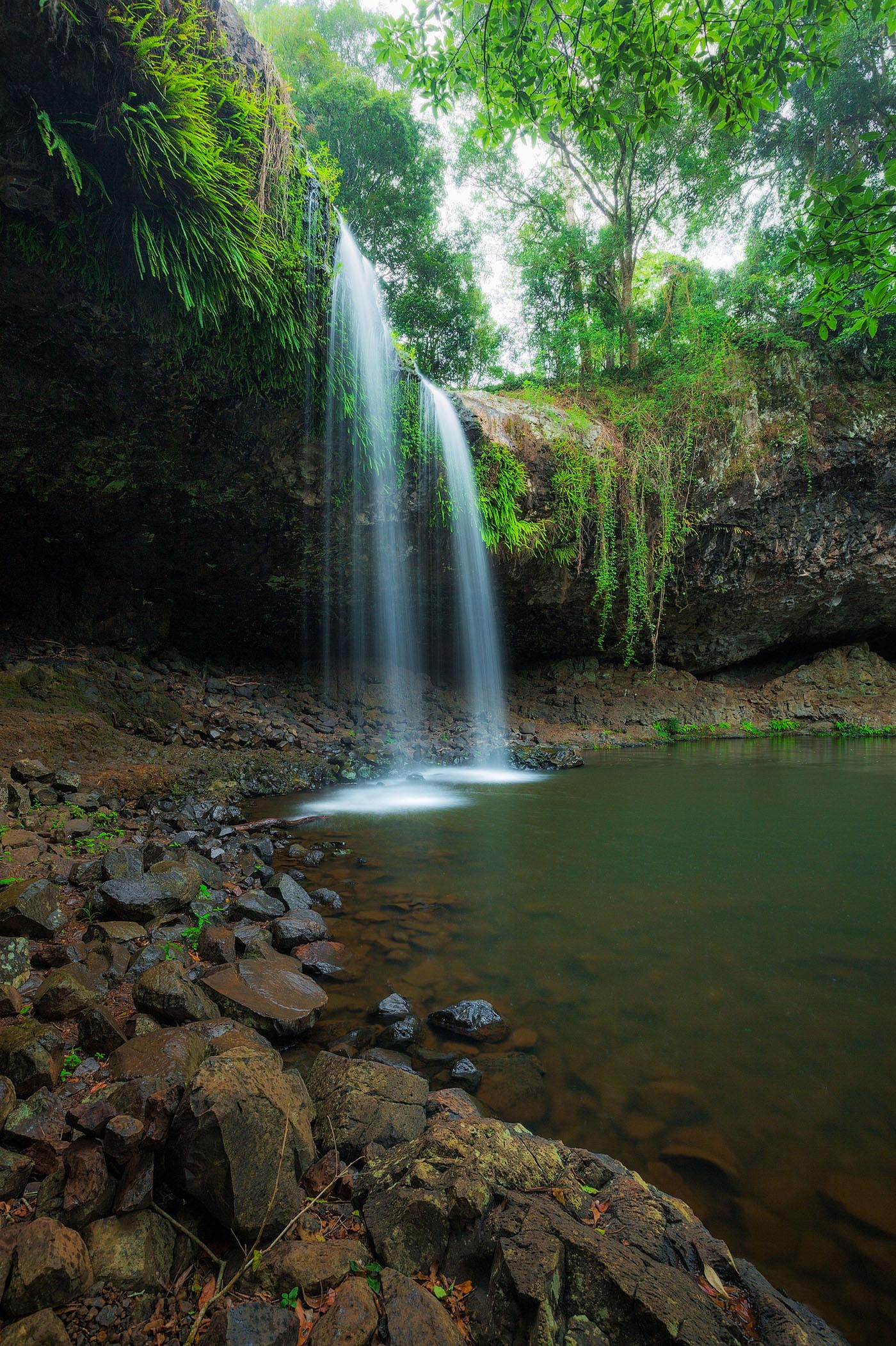 NiSi Filters Killen Falls New South Wales Australia Northern Rivers Byron Bay