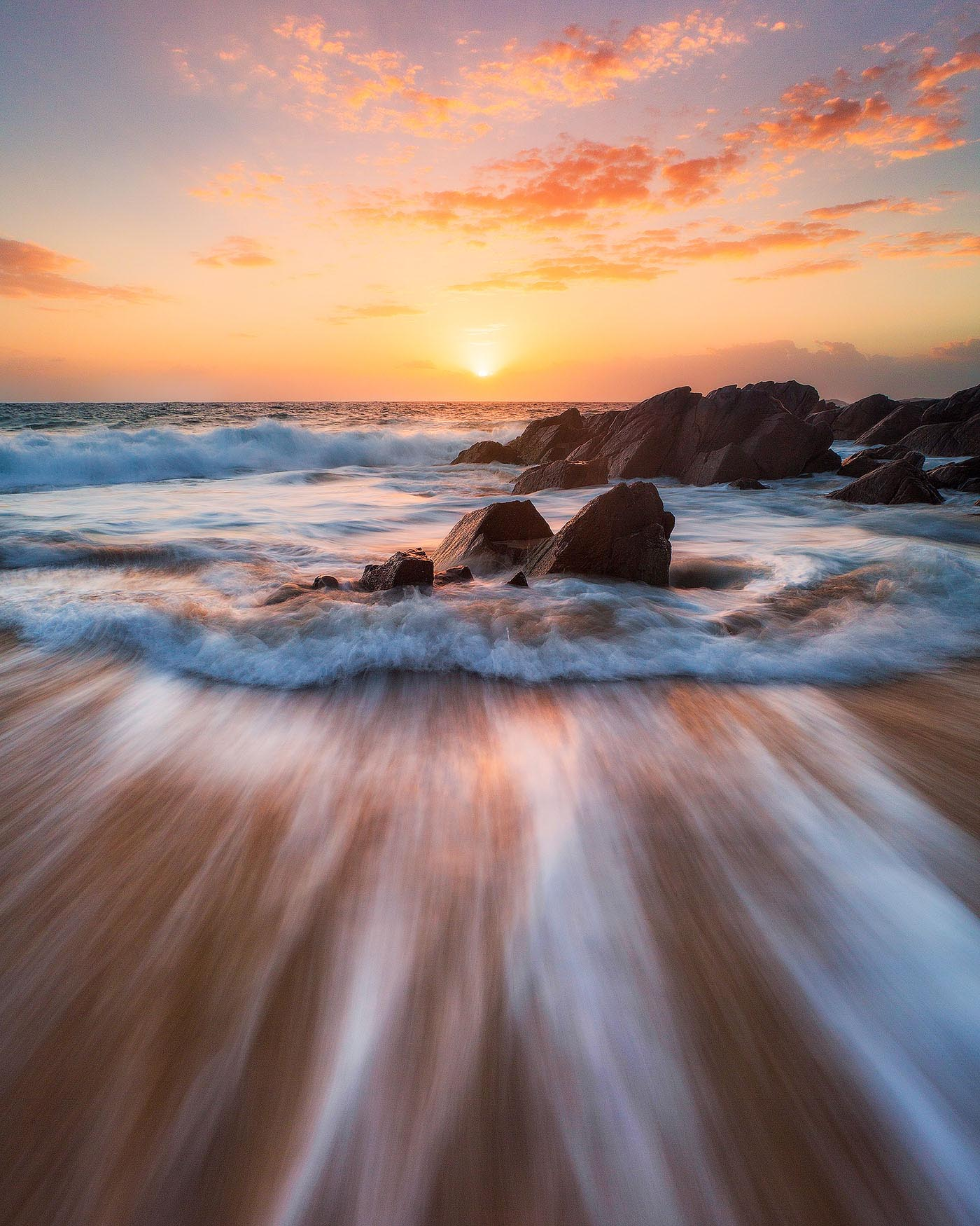 NiSi Filters Zenith Beach Port Stephens New South Wales Australia