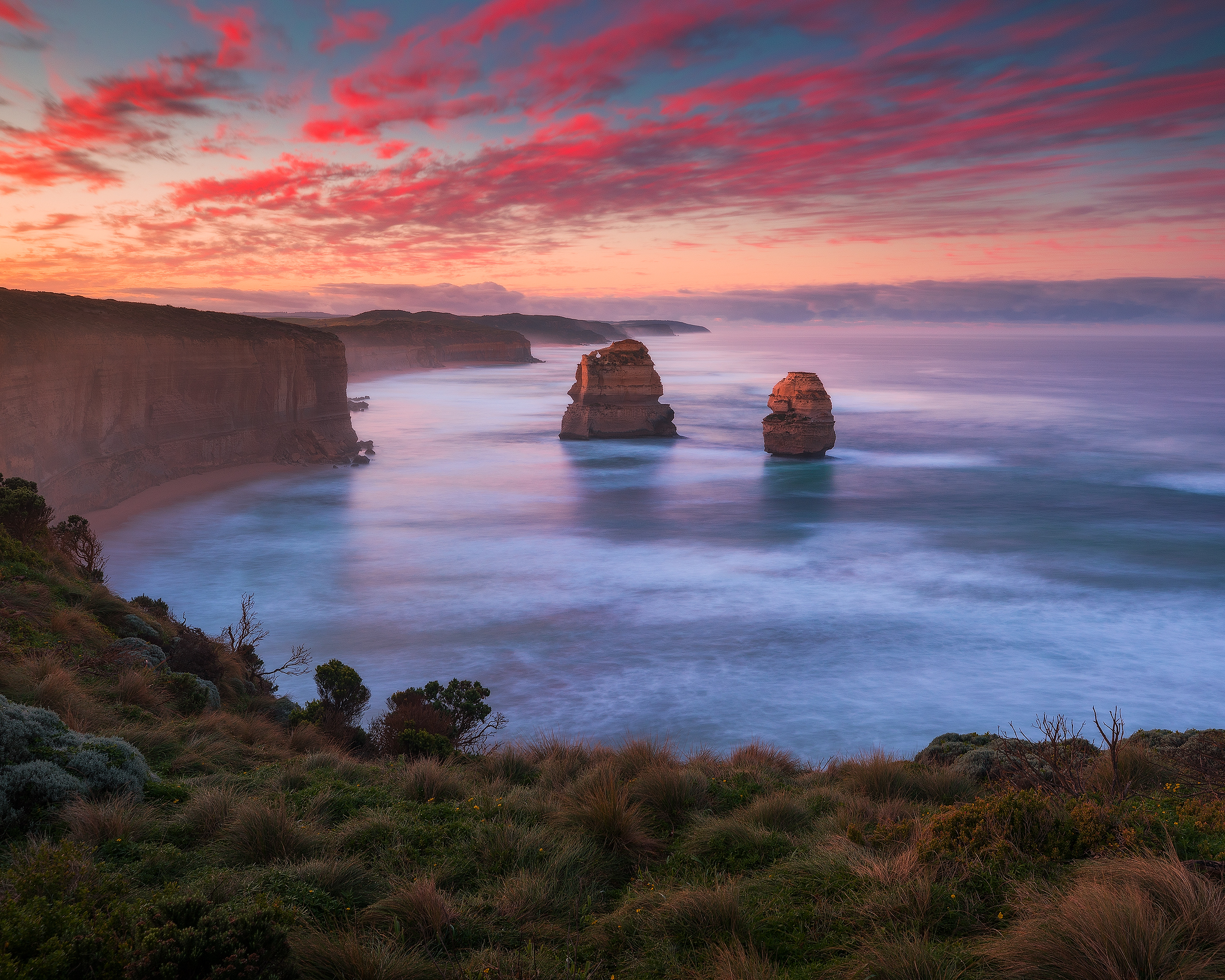 Great Ocean Road Victoria Melbourne NiSi Filters Australia Gibson Steps Seascape Photography