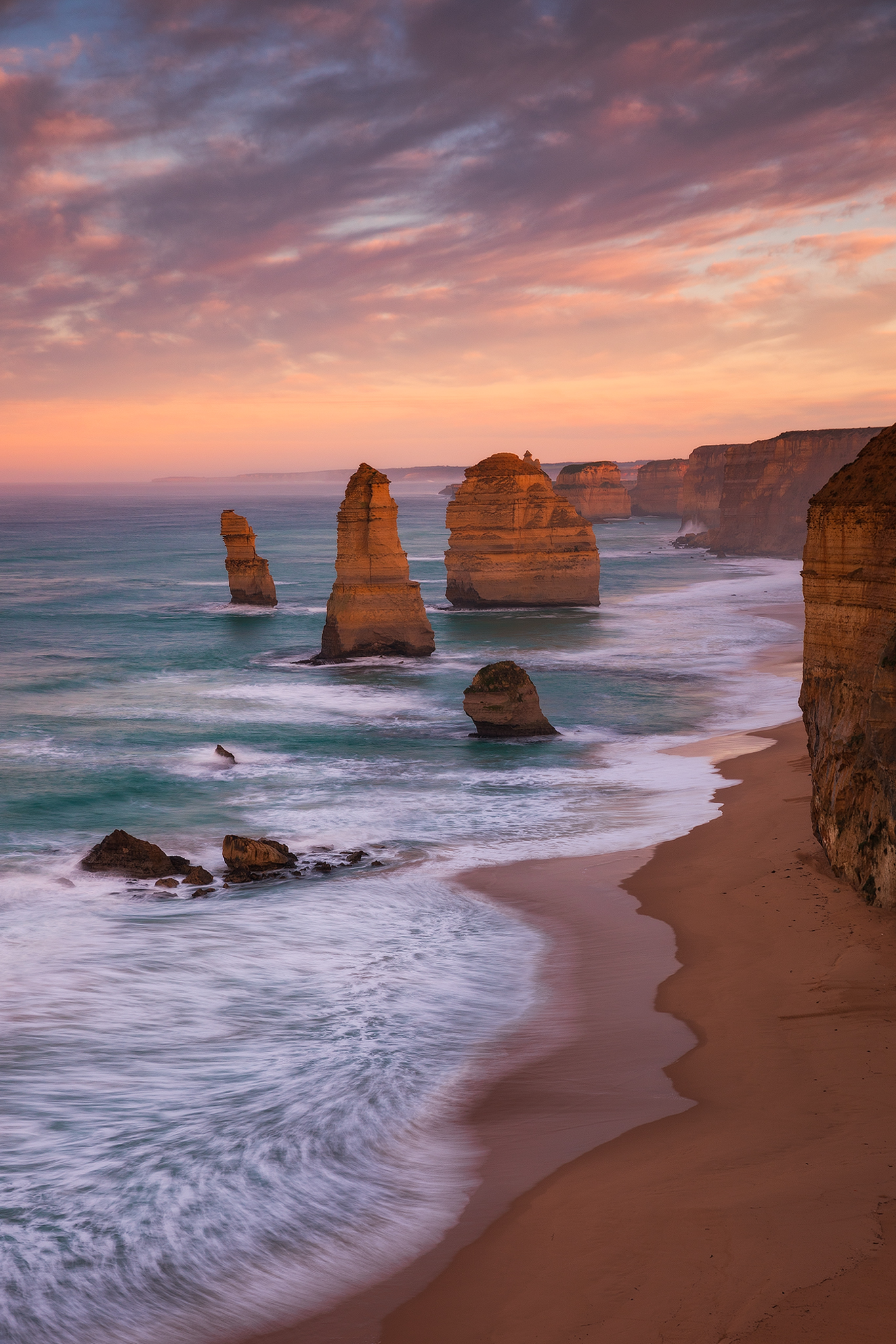 Great Ocean Road Victoria Melbourne NiSi Filters Australia 12 Apostles Seascape Photography