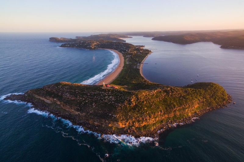 Barrenjoey Headland Palm Beach Sydney