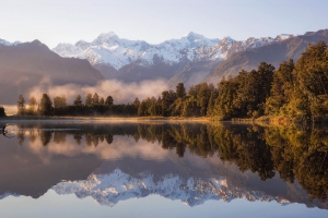 Lake Matheson New Zealand