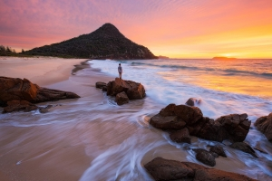 Zenith Beach New South Wales Australia