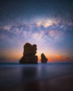 Great Ocean Road Victoria Melbourne NiSi Filters Australia Gibson Steps Seascape Photography Astrophotography Milky Way