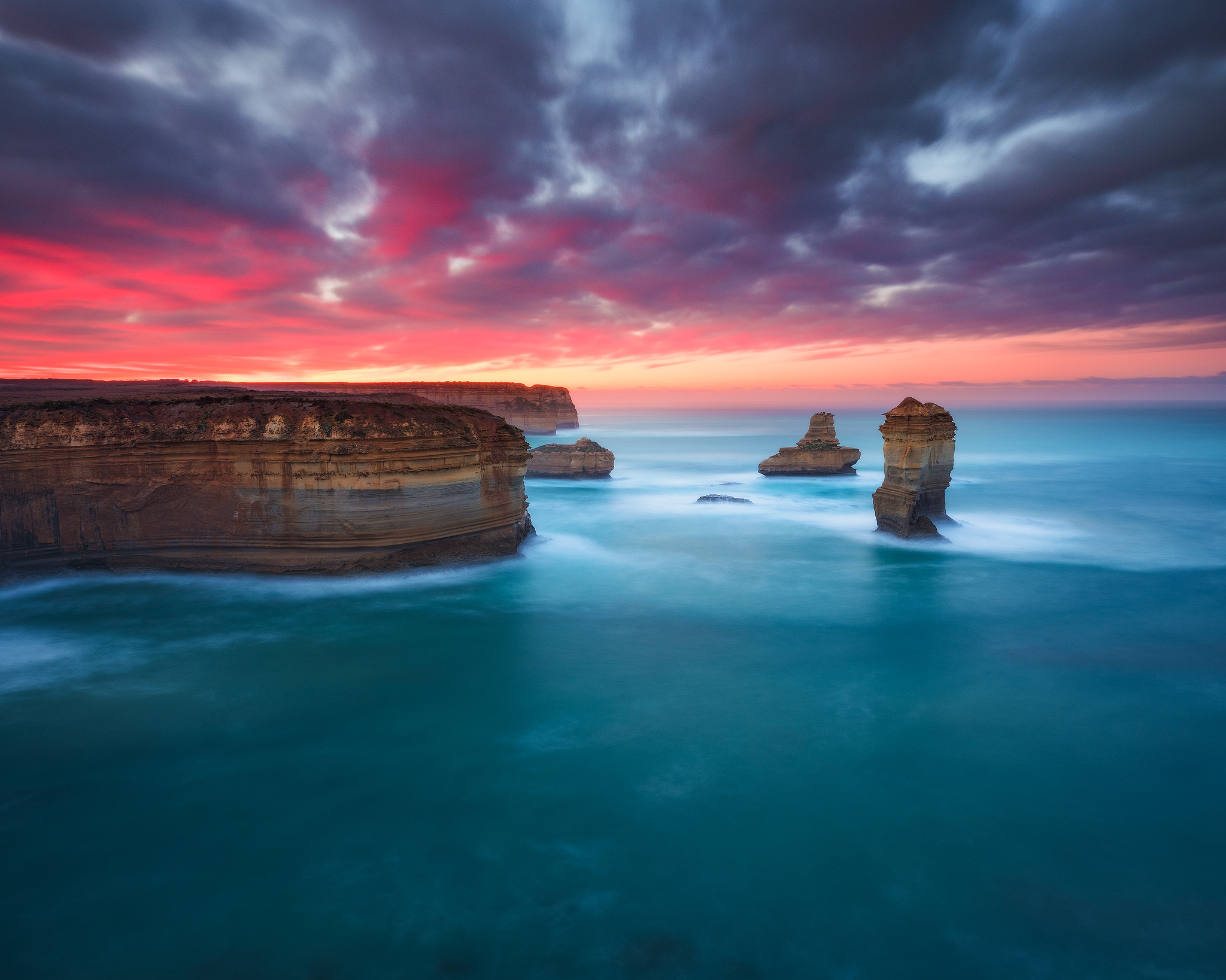 Great Ocean Road Victoria Melbourne NiSi Filters Australia The Razorback Seascape Photography