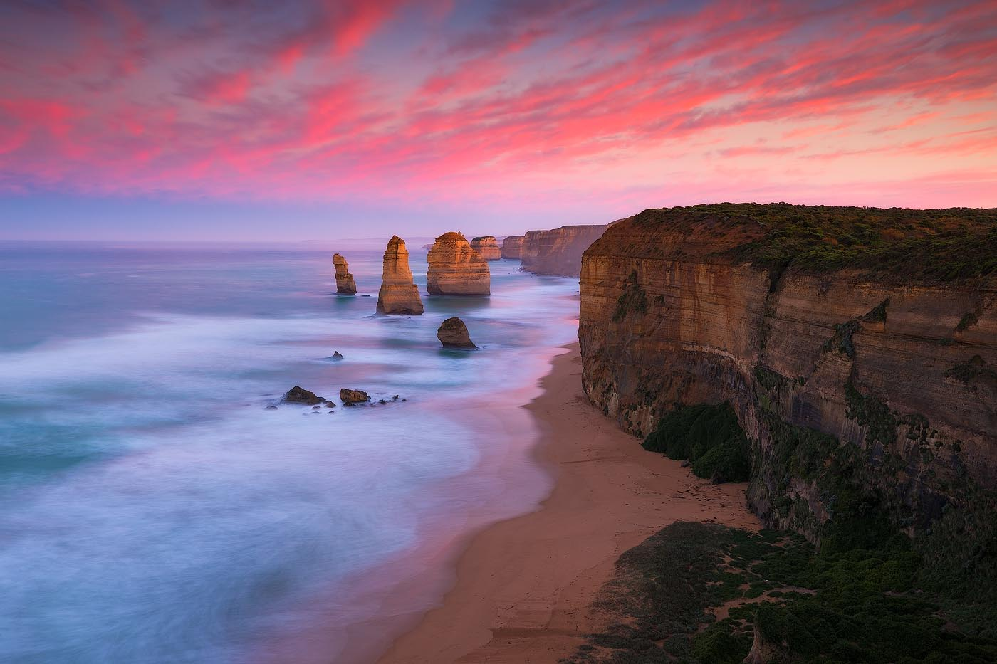 12 Apostles Sunrise Daniel Tran Photography