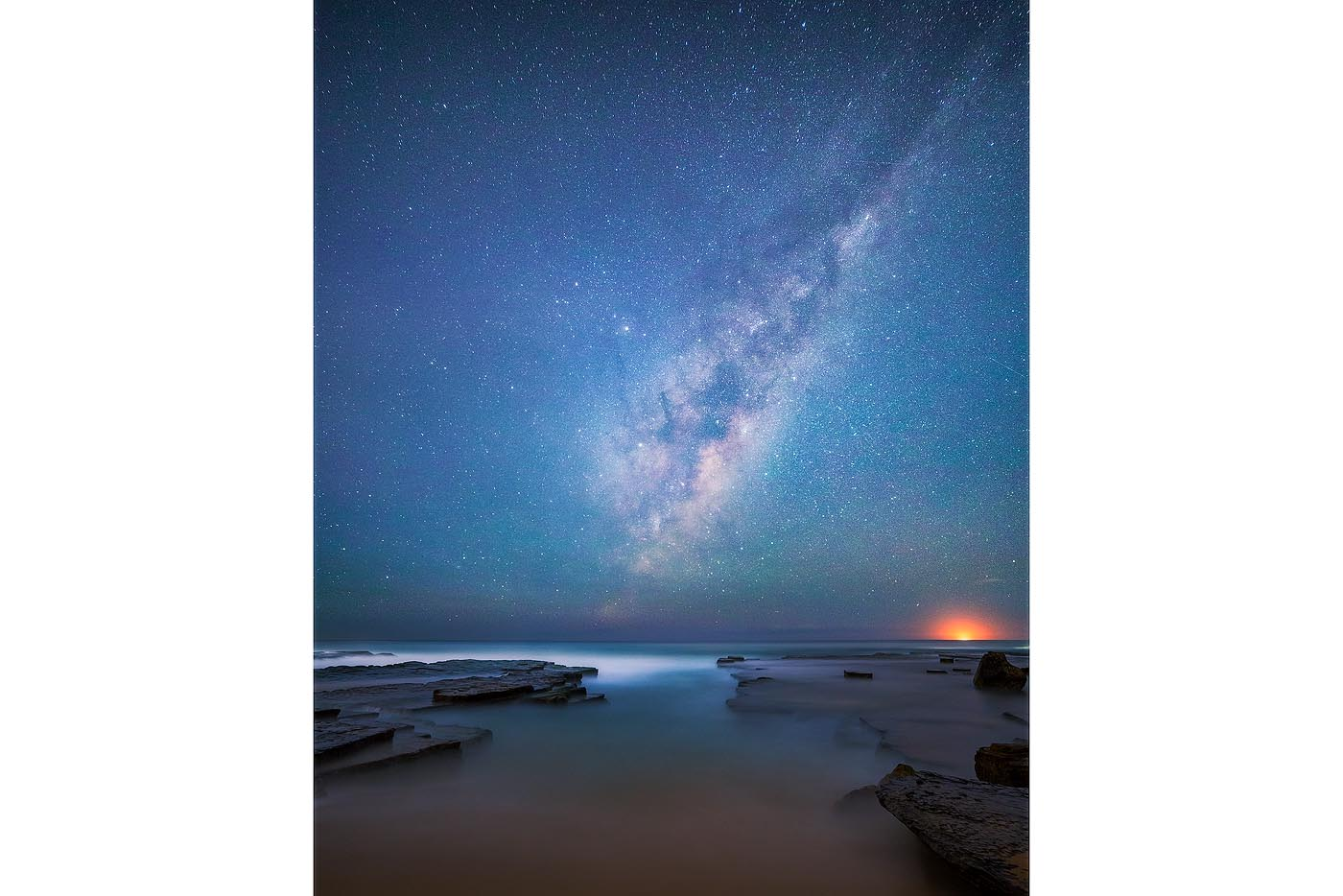 Turimetta Milky Way Sydney Australia New South Wales
