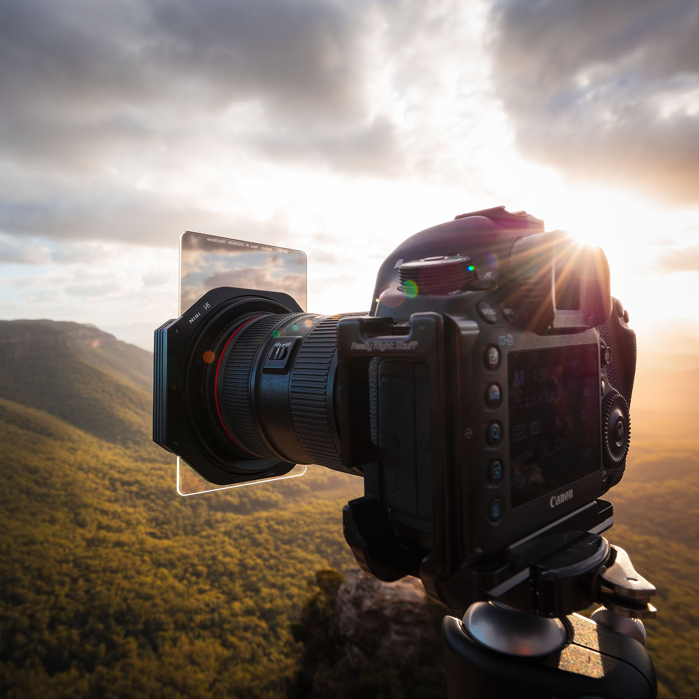 NiSi Filters Australia V6 Holder Review First Look