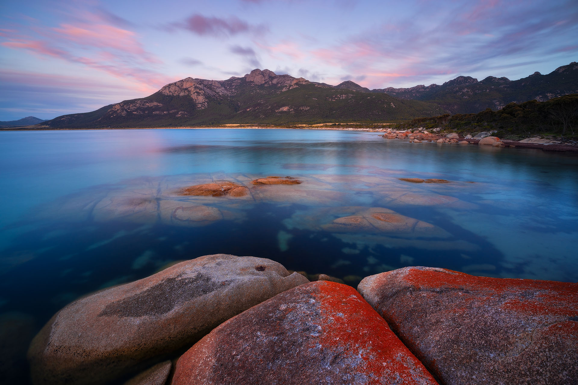 NiSi V6 Filter Holder Australia Tasmania Flinders Island
